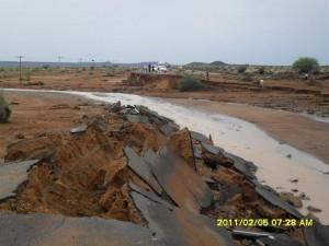 593 - Flooding